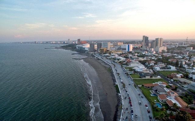 City Tour por Veracruz y San Juan de Ulúa, moderna infraestructura de Boca del Río