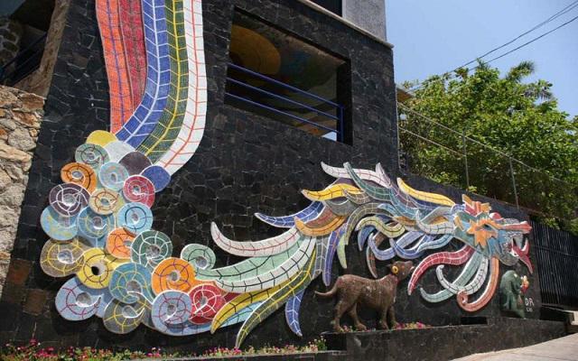 Admira el mural de Diego Rivera