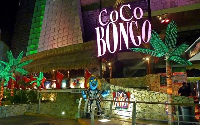Coco Bongo Cancún, visita uno de los antros más famosos de Cancún