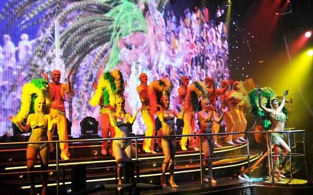 Coco Bongo Cancún, espectáculos estilo Las Vegas