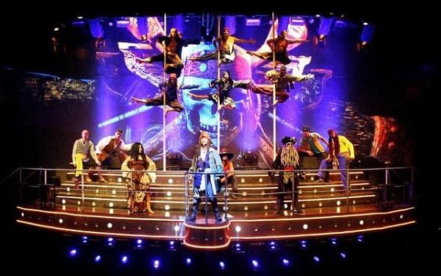 Coco Bongo Cancún, todas las noches un show diferente