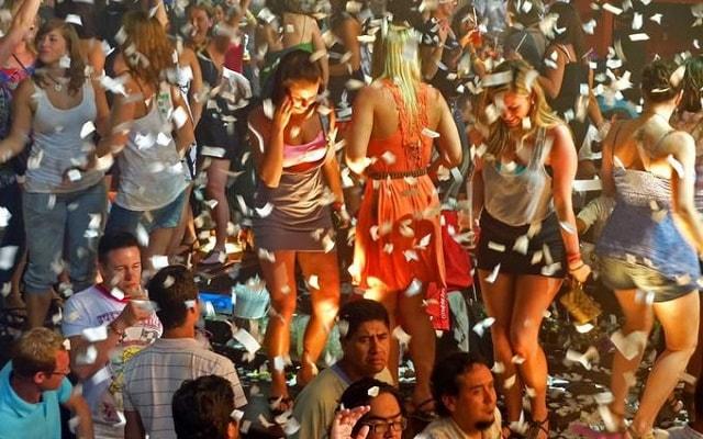 Coco Bongo Cancún, baila hasta el amanecer
