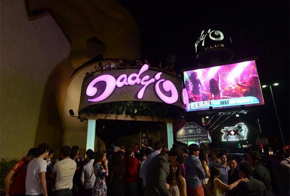 Barra Libre Dady O