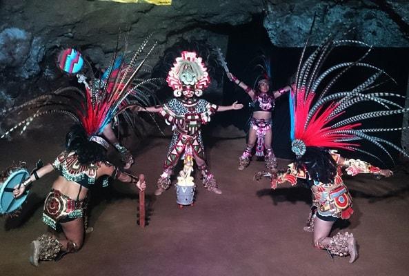 Danza Prehispánica más Visita a Teotihuacán en Ciudad de México