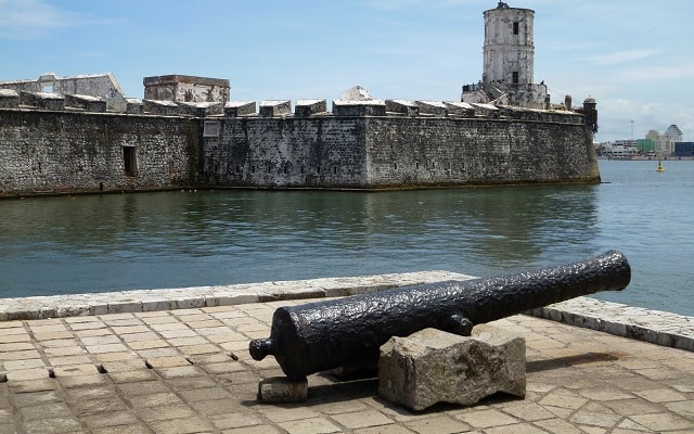 De Aventura por Veracruz, Fuerte de San Juan de Ulúa