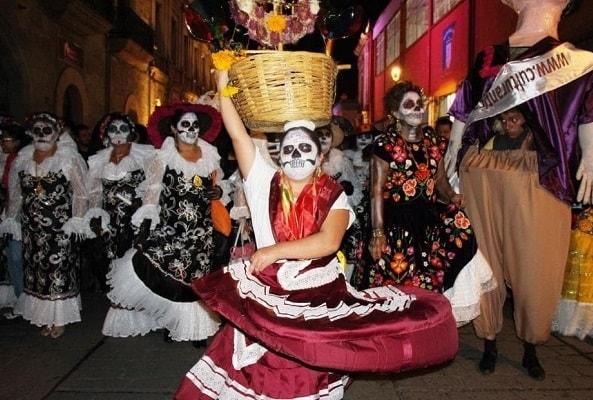 Día de Muertos en Oaxaca en Oaxaca