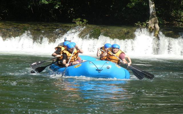 Rafting En Selva Lacandona en Chiapas