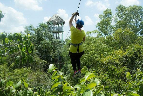 Ecopark Boca del Puma en Cancún