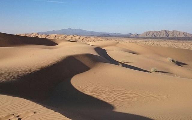 El Pinacate y Gran Desierto de Altar Viaje por 3 Días, las dunas llegan a medir casi 200 metros de altura