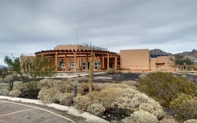 El Pinacate y Gran Desierto de Altar Viaje por 3 Días, podrás conocer el Centro de visitantes del Pinacate Schuk Toak