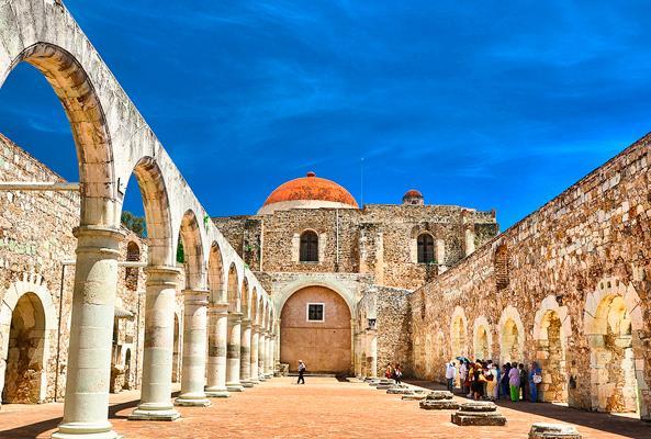 Tour Excursión Pueblos de Oaxaca recomendado