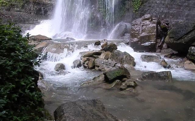 Fin de Semana por la Huasteca Potosina, Cascada Los Comales