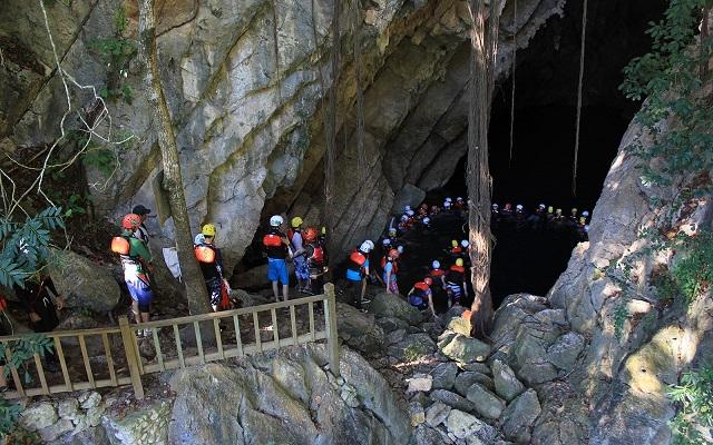 Fin de Semana por la Huasteca Potosina, Cueva del Agua