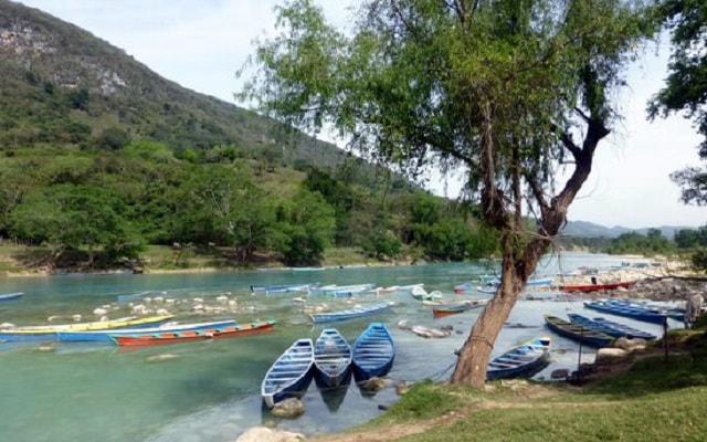 Fin de Semana por la Huasteca Potosina, embarcadero Tanchachin