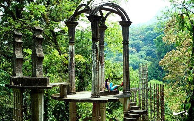 Fin de Semana por la Huasteca Potosina, Jardín Escultórico Edward James