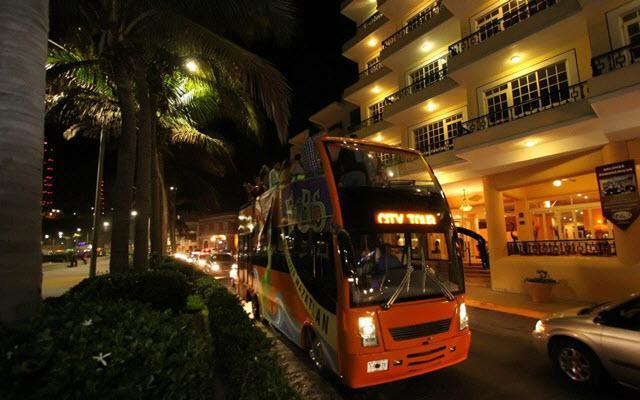 Fun Bus Mazatlán, te gustará la excursión por Mazatlán