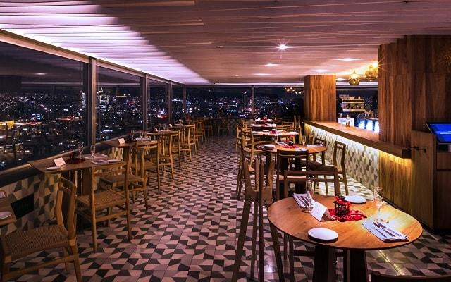 Garibaldi de Noche, restaurante Miralto reconocido Internacionalmente
