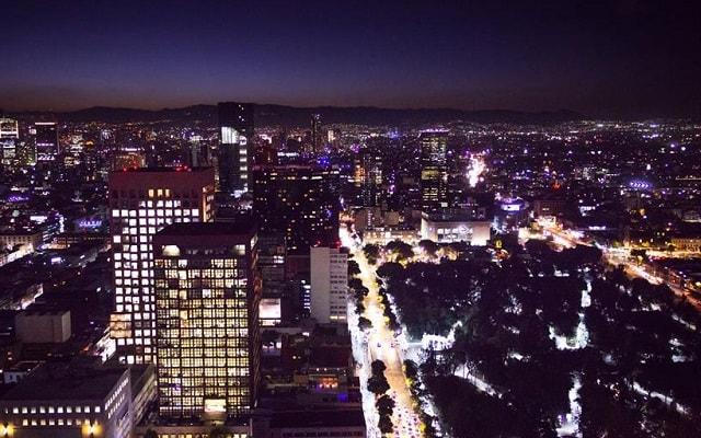 Garibaldi de Noche, tendrás vistas panorámicas