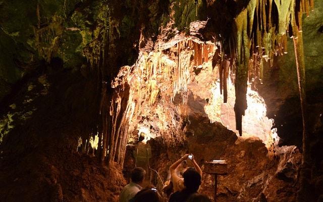 Grutas de Nombre de Dios y Quinta Carolina, verás increíbles formaciones rocosas