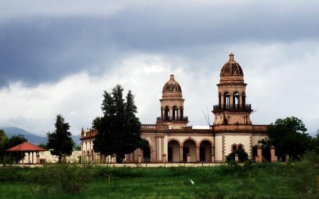 Grutas de Nombre de Dios y Quinta Carolina, símbolo arquitectónico de Chihuahua