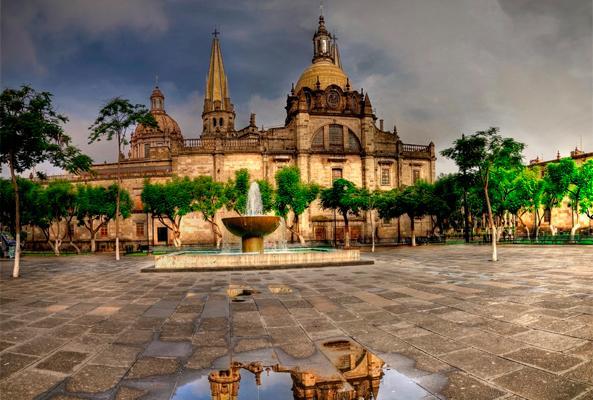 Guadalajara y Tlaquepaque en Guadalajara