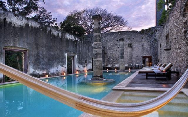 Hacienda Uayamón y Edzná Tour, admira su bella arquitectura