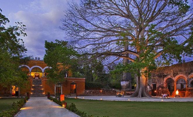 Hacienda Uayamón y Edzná Tour