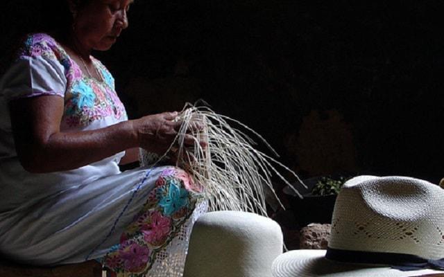 Hecelchakán, Bécal y Calkiní, elaboración de sombreros