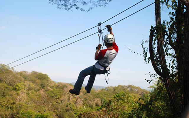 Huana Coa Canopy Adventure, disfruta el paraíso montañoso