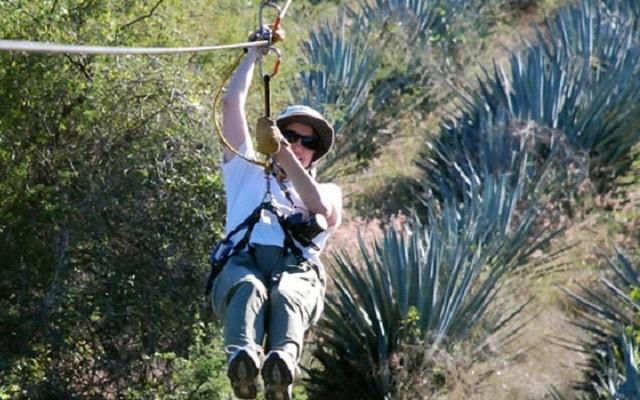 Huana Coa Canopy Adventure, disfruta un día de aventura