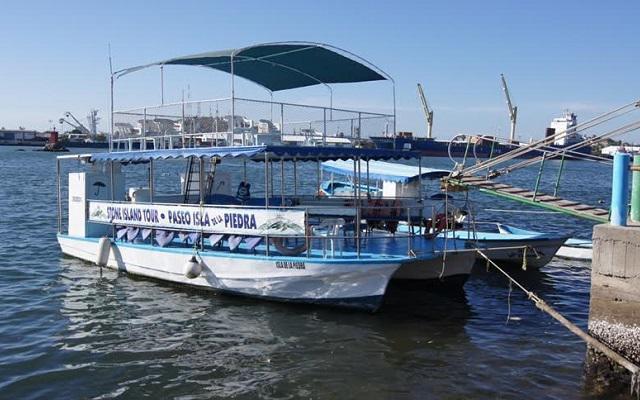Isla de la Piedra Mazatlán, disfruta de un paseo en una embarcación