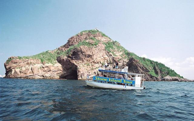 Isla de la Piedra Mazatlán, un recorrido en el que conocerás lugares naturales famosos