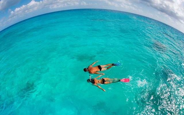 Isla Mujeres Aventura en Catamarán, será una experiencia inolvidable