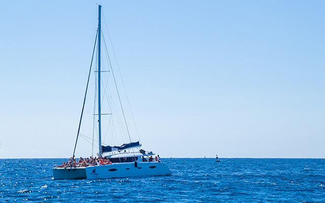 Isla Mujeres Aventura en Catamarán