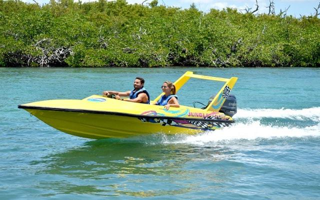 Jungle Tour Cancún, si te gusta la adrenalina esto es lo tuyo