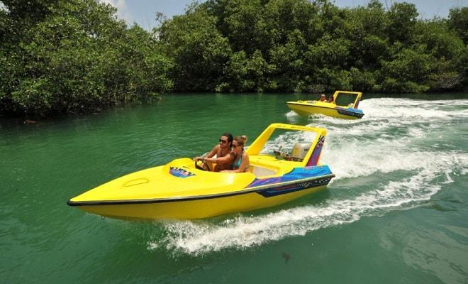 Jungle Tour Cancún