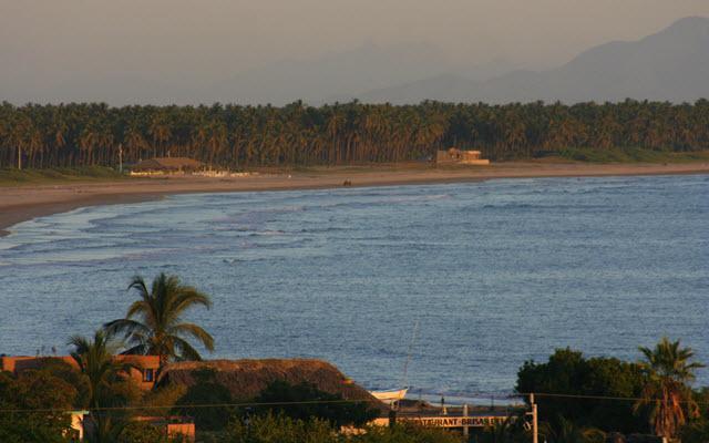 Navega por los esteros de Mazatlán
