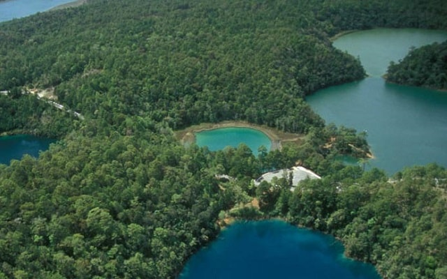 Lagos de Montebello, Cascadas El Chiflón, visita lagos naturales