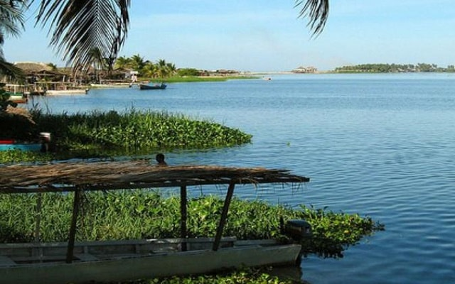 Laguna de Coyuca, disfruta del paisaje