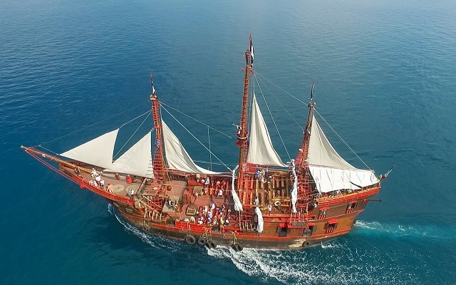 Marigalante Barco Pirata Puerto Vallarta, disfruta de una aventura pirata inolvidable