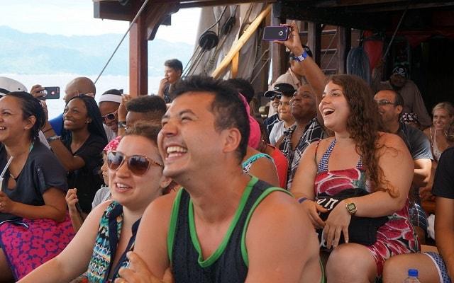 Marigalante Barco Pirata Puerto Vallarta, te dejarán una sonrisa que será inolvidable