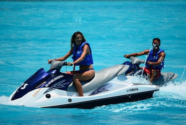 Moto Acuática en Cancún