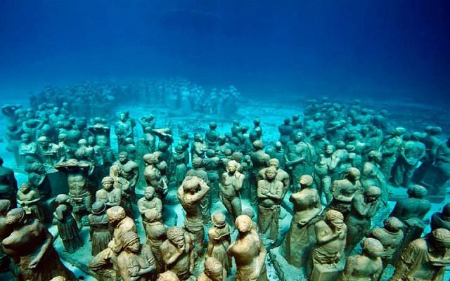 MUSA Cancún, admira estas hermosas obras de arte