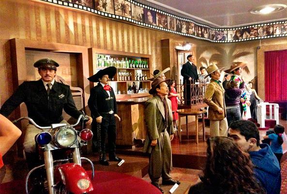 Museo de Cera y Ripley Ciudad de México en Ciudad de México