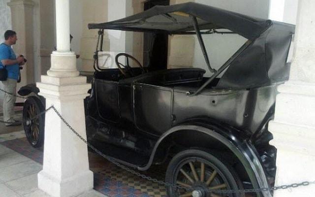 Museo Pancho Villa y City Tour, auto que perteneció al Centauro del Norte