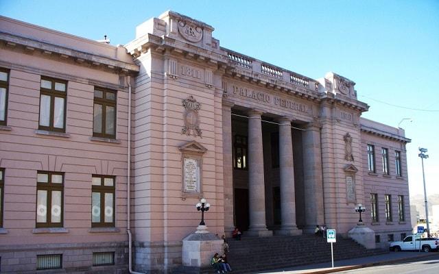 Museo Pancho Villa y City Tour, Palacio Federal