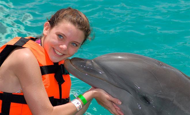 Nado con Delfines Cozumel