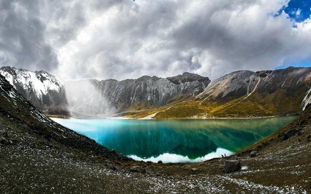 Nevado de Toluca Tour, sus lagunas con agua cristalina