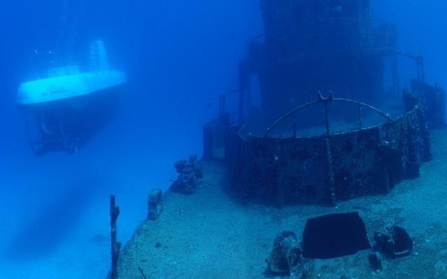 Una aventura a bordo del Atlantis