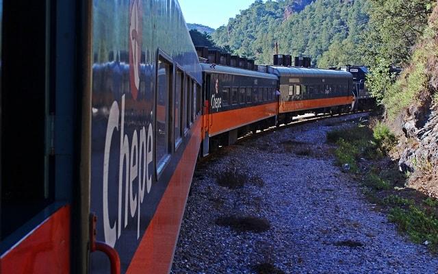 Paquete Barrancas del Cobre 2x1, el tren es impresionante